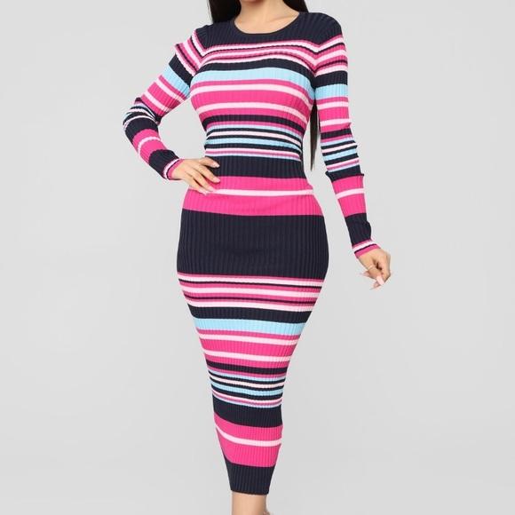 b53de2b0510 Fashion Nova - midi dress